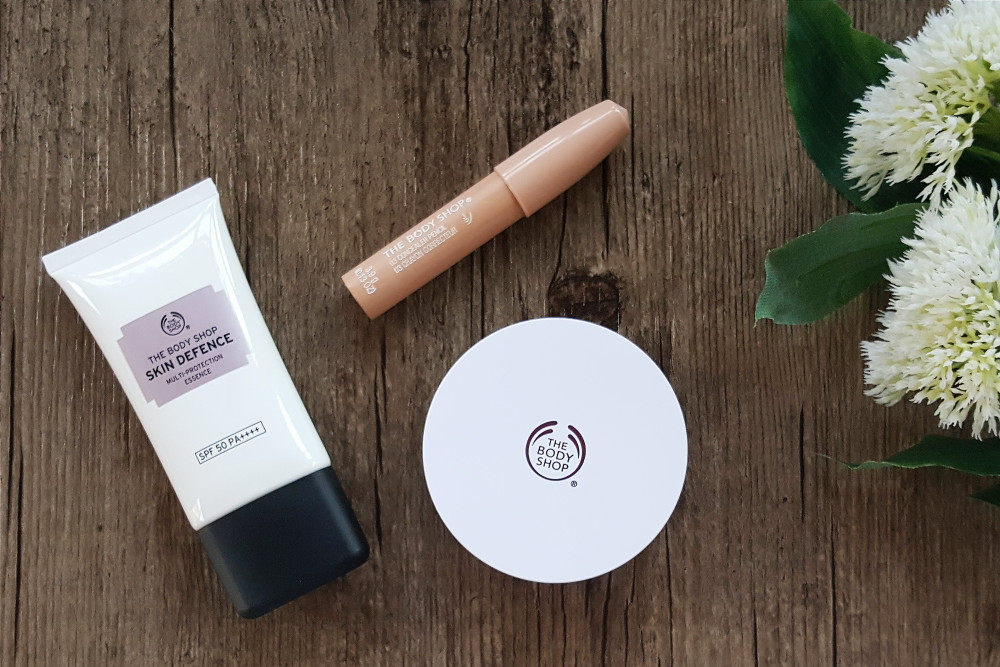The Body Shop Cushion Foundation Review