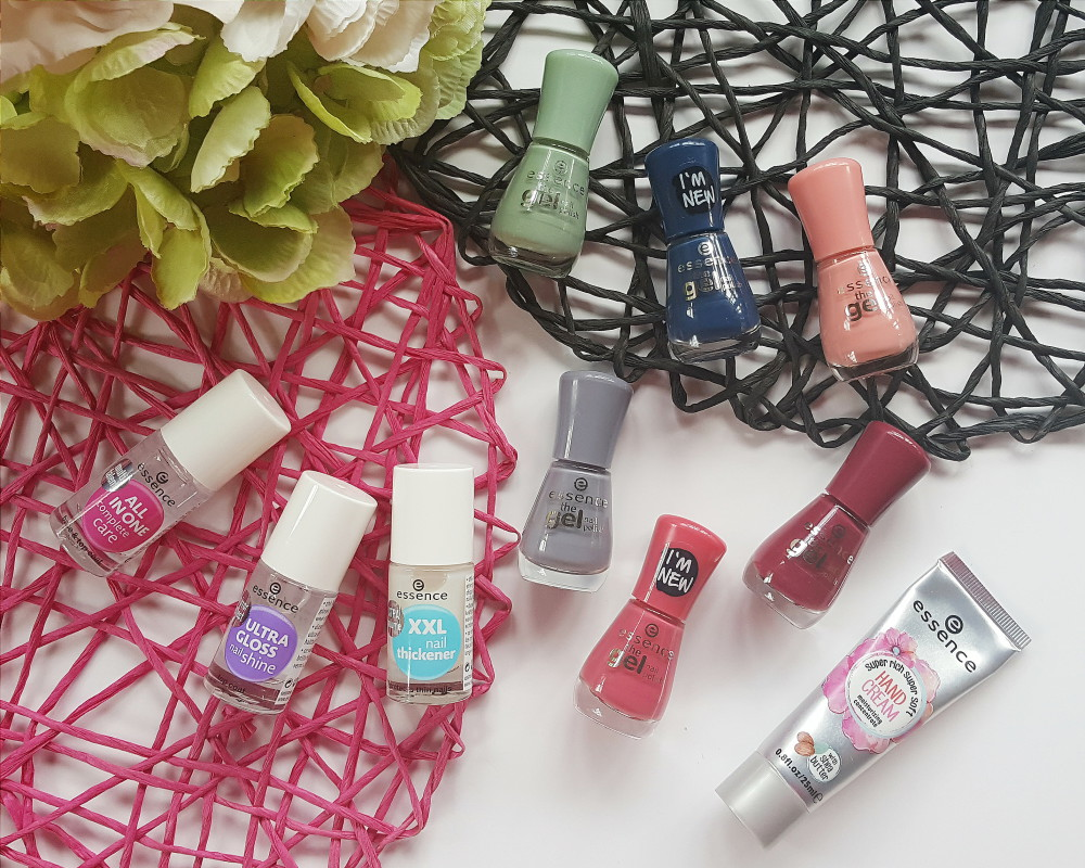 New essence Launches