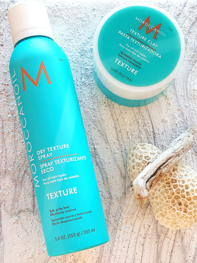Moroccanoil Texture Review