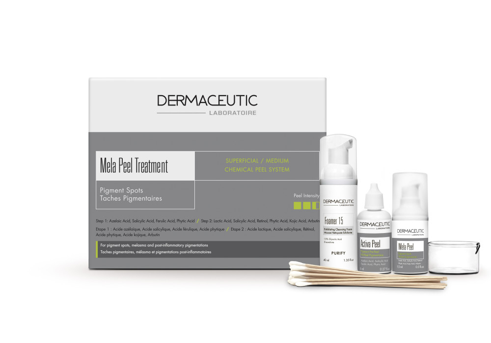 Dermaceutic X Pure Aesthetics: The Mela Peel