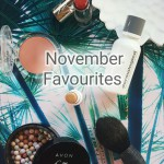 November Beauty Favourites