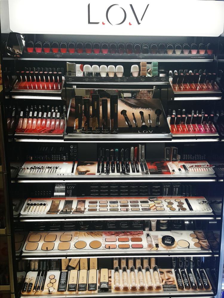 L.O.V Cosmetics Dischem
