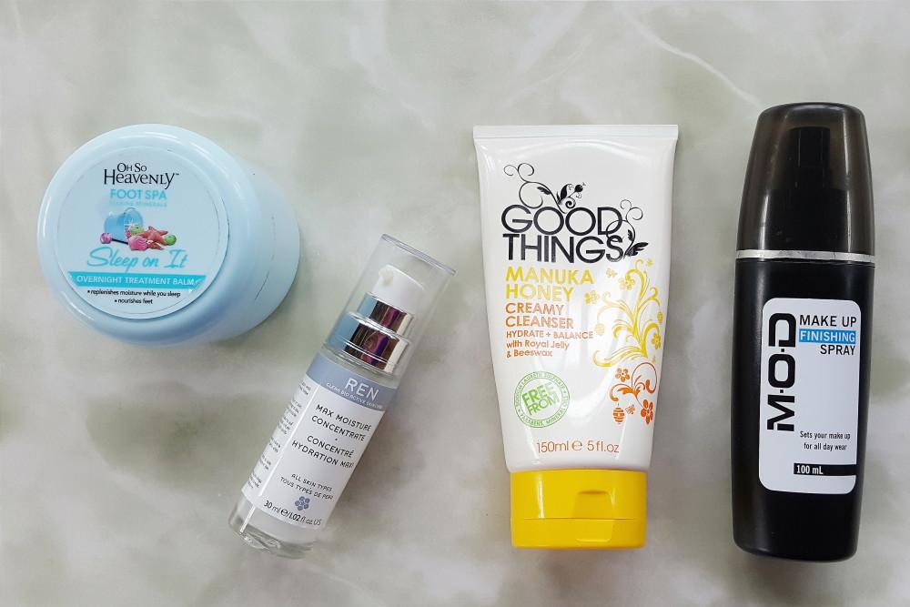 Mod Makeup Setting SPray