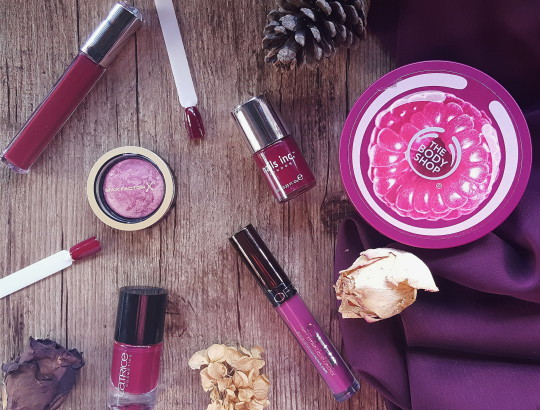 The Autumn Beauty Edit