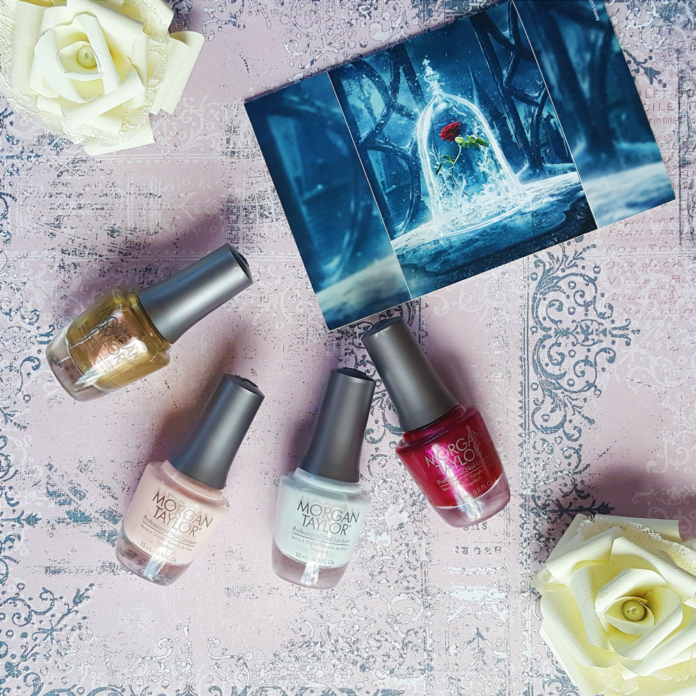Beauty and The Beast Makeup Beauty Collection Launches