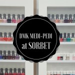DMK Medi Pedi at Sorbet Greenstone
