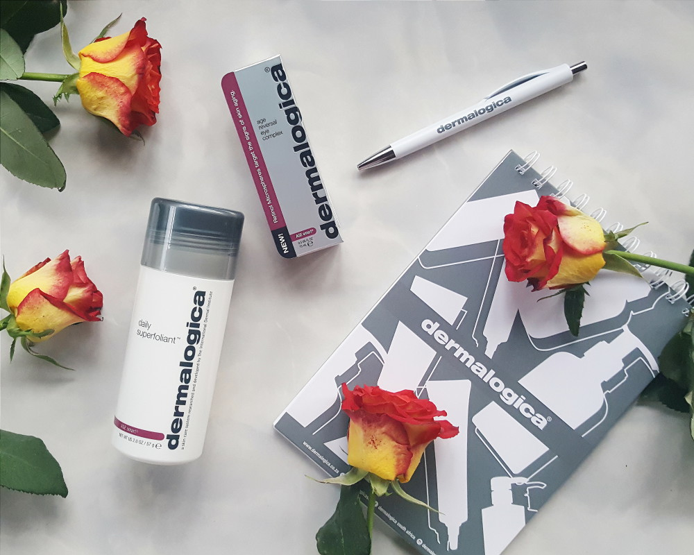 Dermalogica Daily Superfoliant and Age Reversal Complex Review plus giveaway
