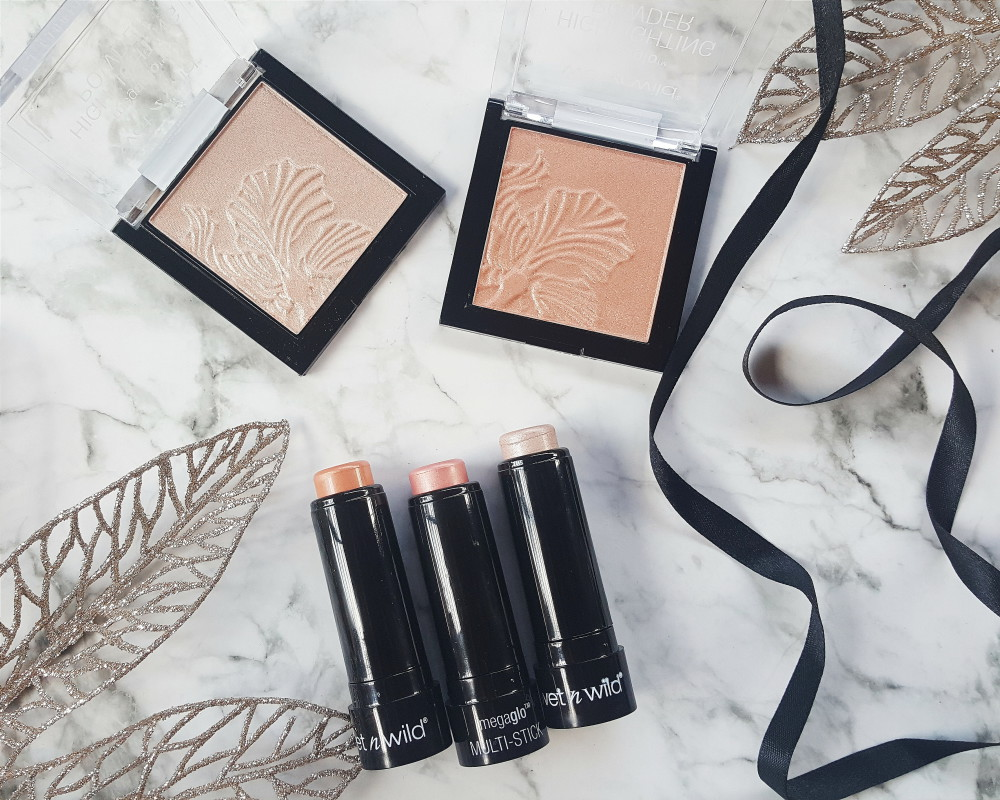 Wet n Wild MegaGlo Limited Edition Highlighters