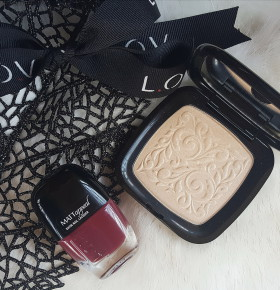 LOV Cosmetics Velvet Powder