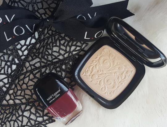 LOV Cosmetics Velvet Powder