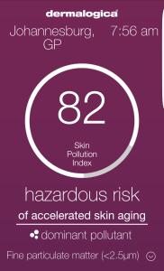 Dermalogica Skin Pollution Index
