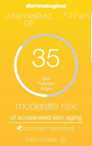 Dermalogica Skin Pollution Index