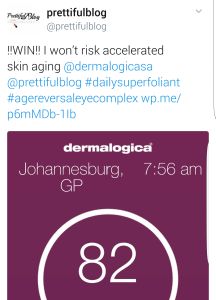 DERMALOGICA DAILY SUPERFOLIANT AND AGE REVERSAL COMPLEX REVIEW PLUS A GIVEAWAY
