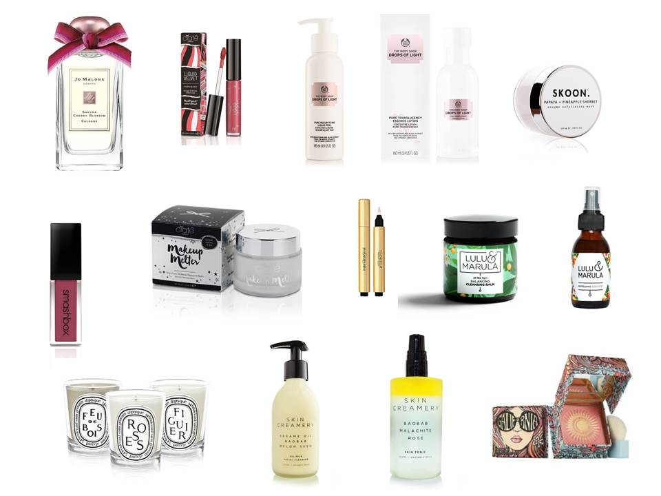 Beauty Birthday Wishlist