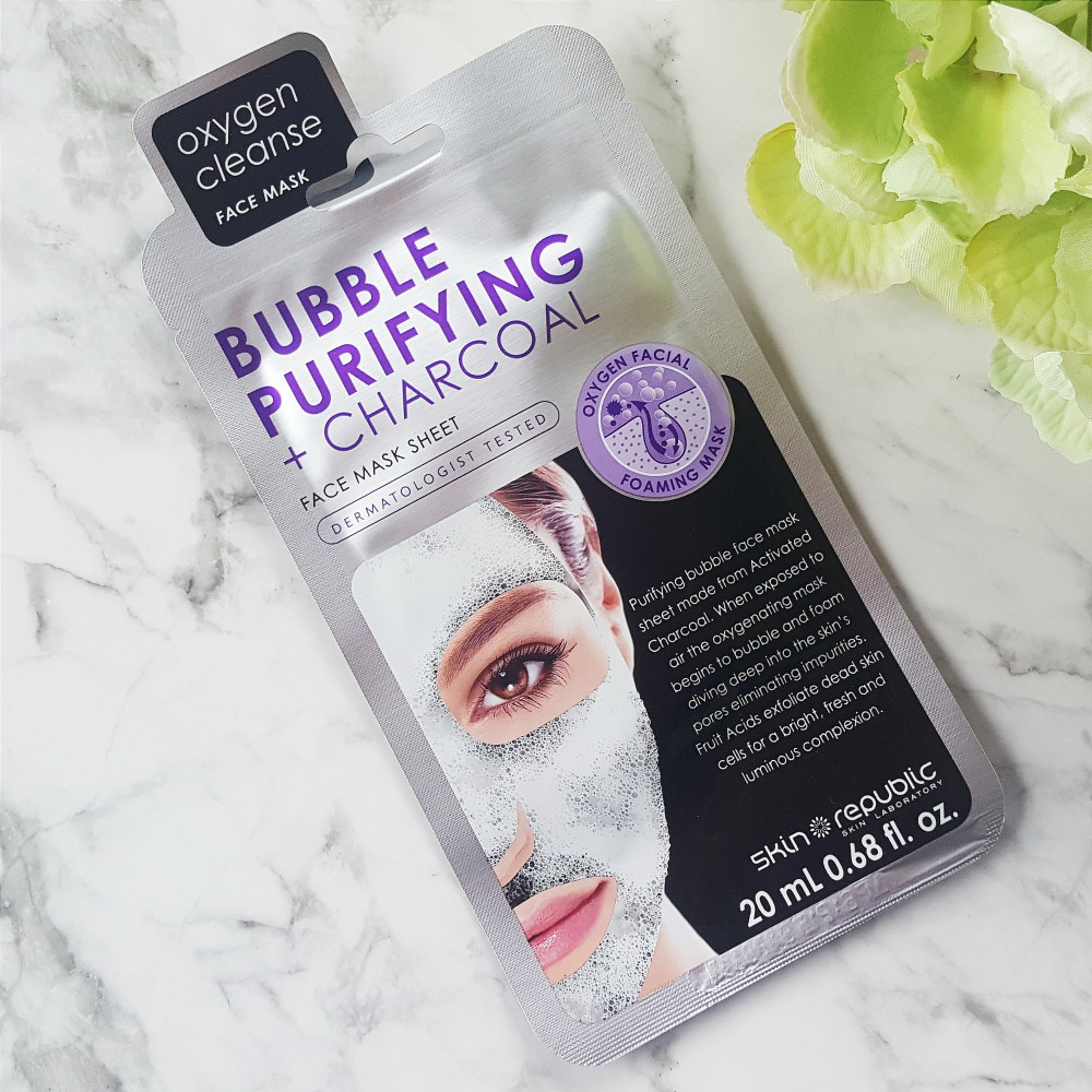 Skin Republic Bubble Mask