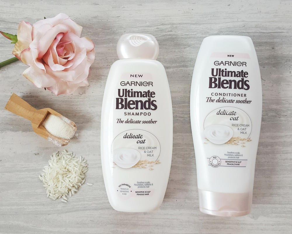 New Garnier Product Launches Ultimate Blends Delicate Soother