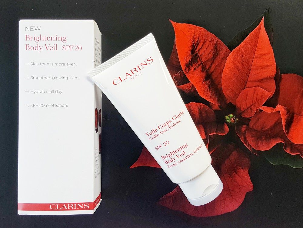 Clarins Bright Plus Body Veil Review
