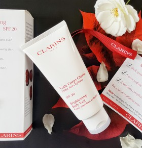 Clarins Brightening Body Veil Review