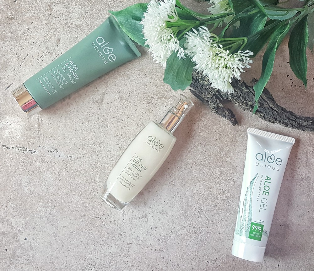 Aloe Unique Review