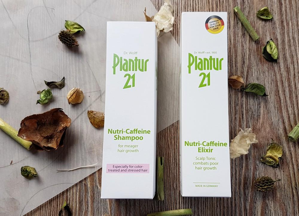 Plantur 21 Review Giveaway