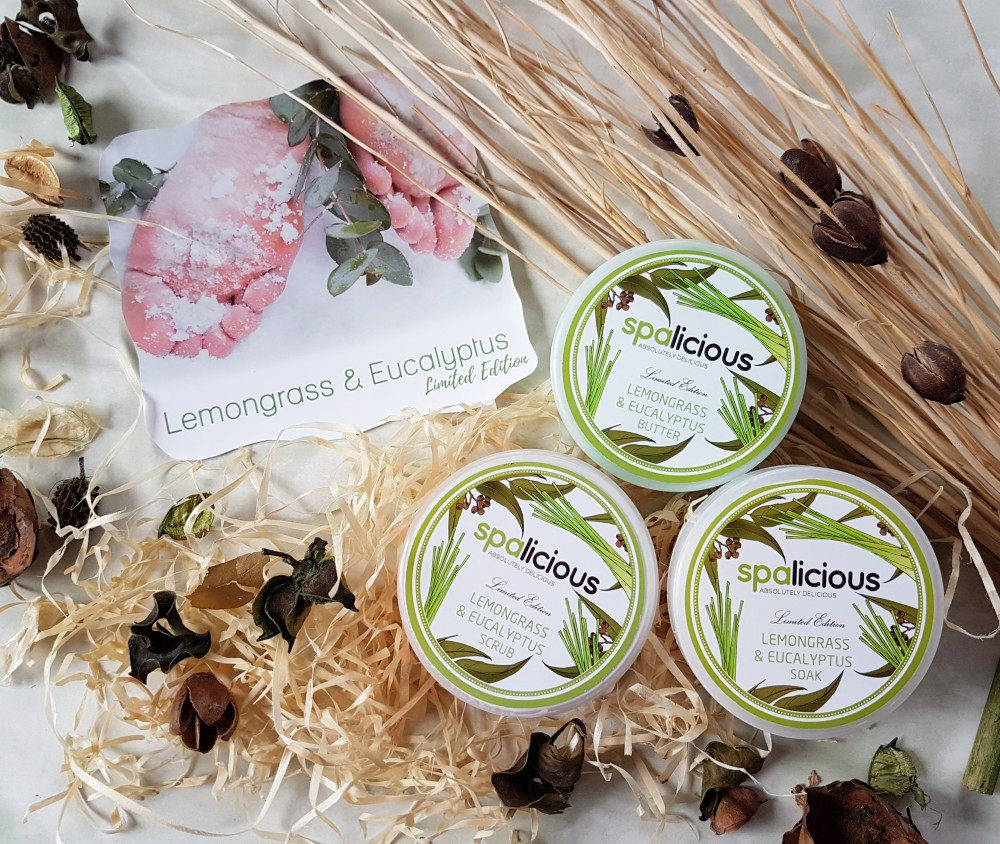 Spalicious Lemongrass and Eucalyptus