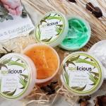 Spalicious Lemongrass and Eucalyptus Limited Edition