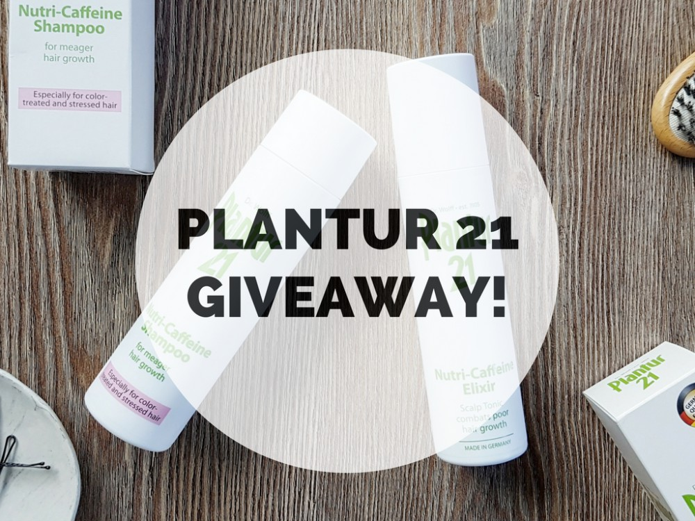 PLANTUR 21 review giveaway
