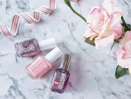 essie gel•setter 3D Pop Tint Review