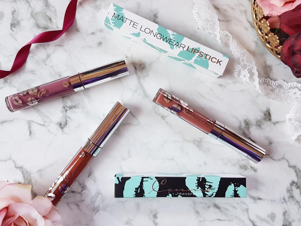 Connie Transform Liquid Lipsticks Review