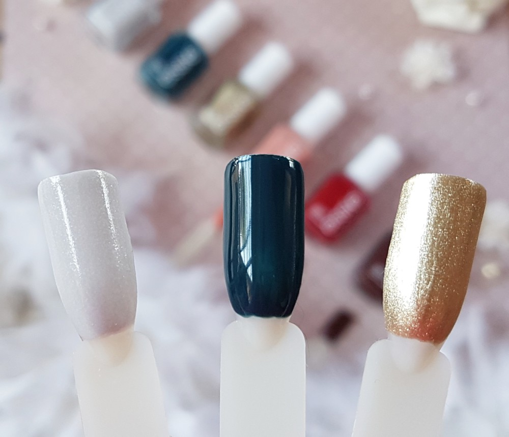 essie Winter 2017 Collection Review and Swatches