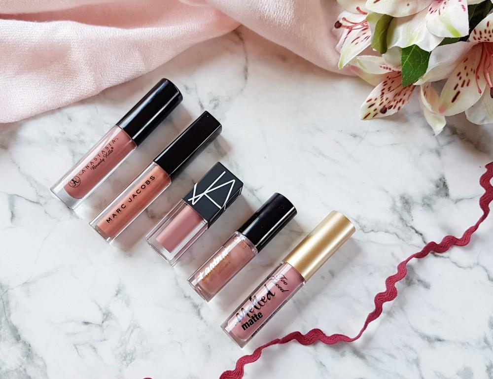 The Nude Lip Edit Gloss