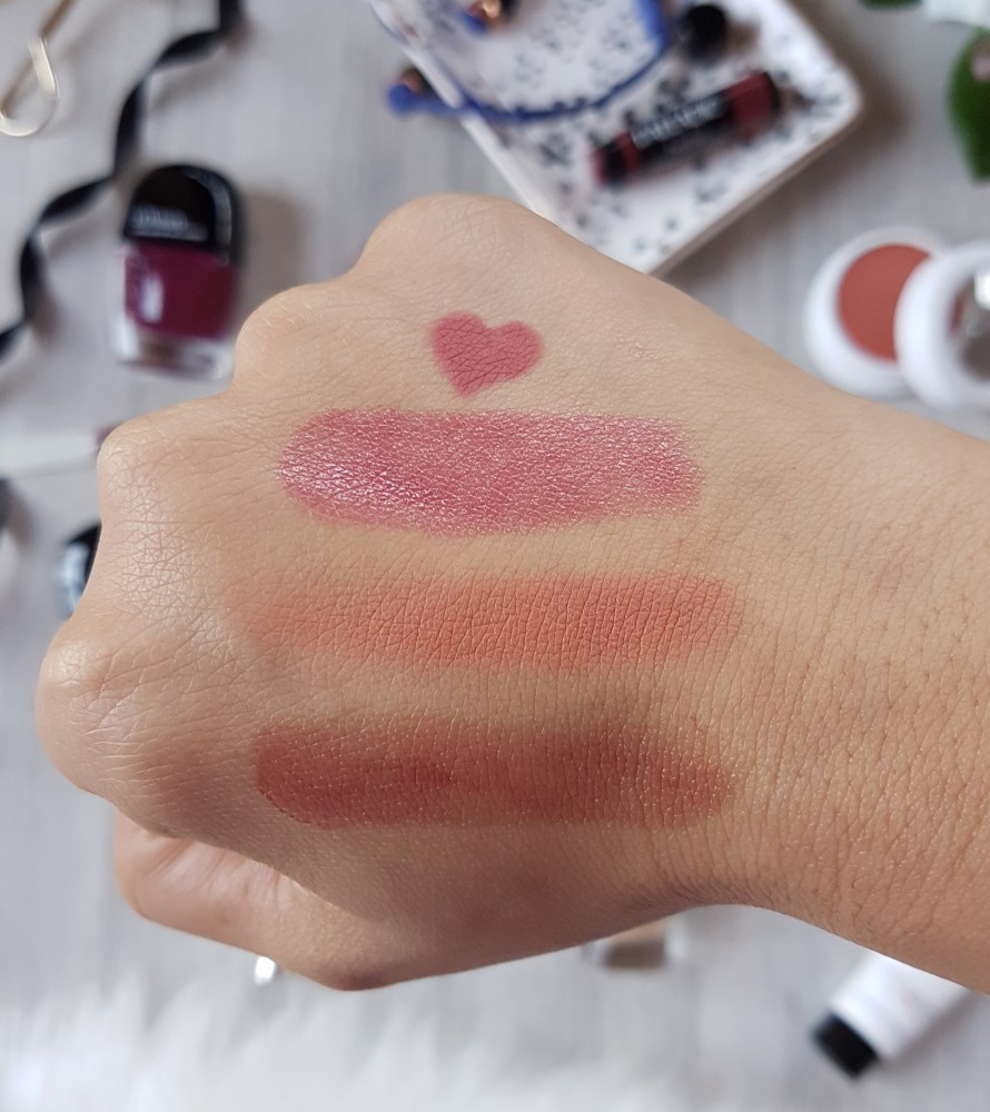 Clarins Fall 2017 Review and Swatches