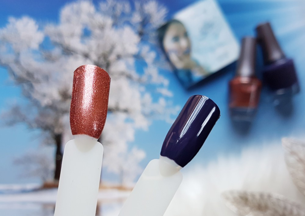 Morgan Taylor Winter 2017 The Great Ice-Scape Review and Swatches