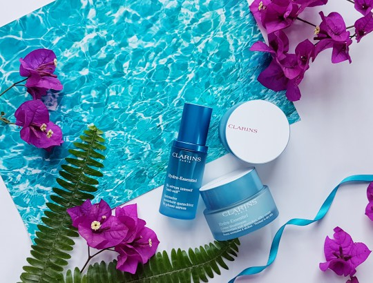 Clarins Hydra-Essential Review