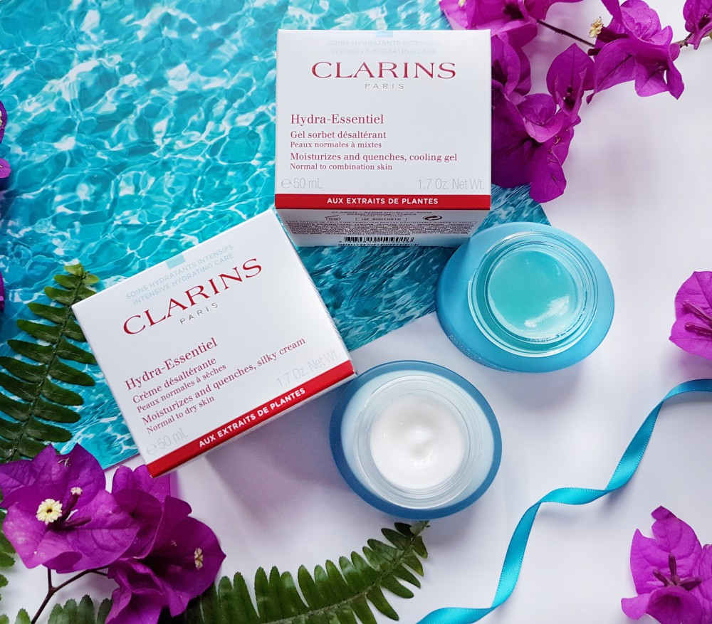 Clarins Hydra-Essentiel Silky Cream Review