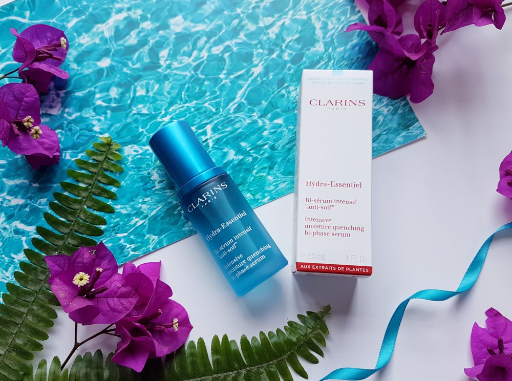 Clarins Hydra-Essential Serum Review