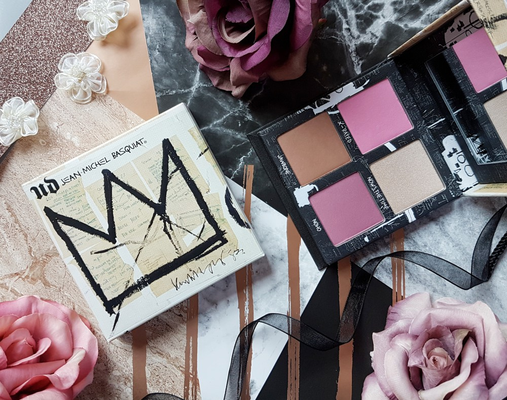 Urban Decay basquiat Blush Palette