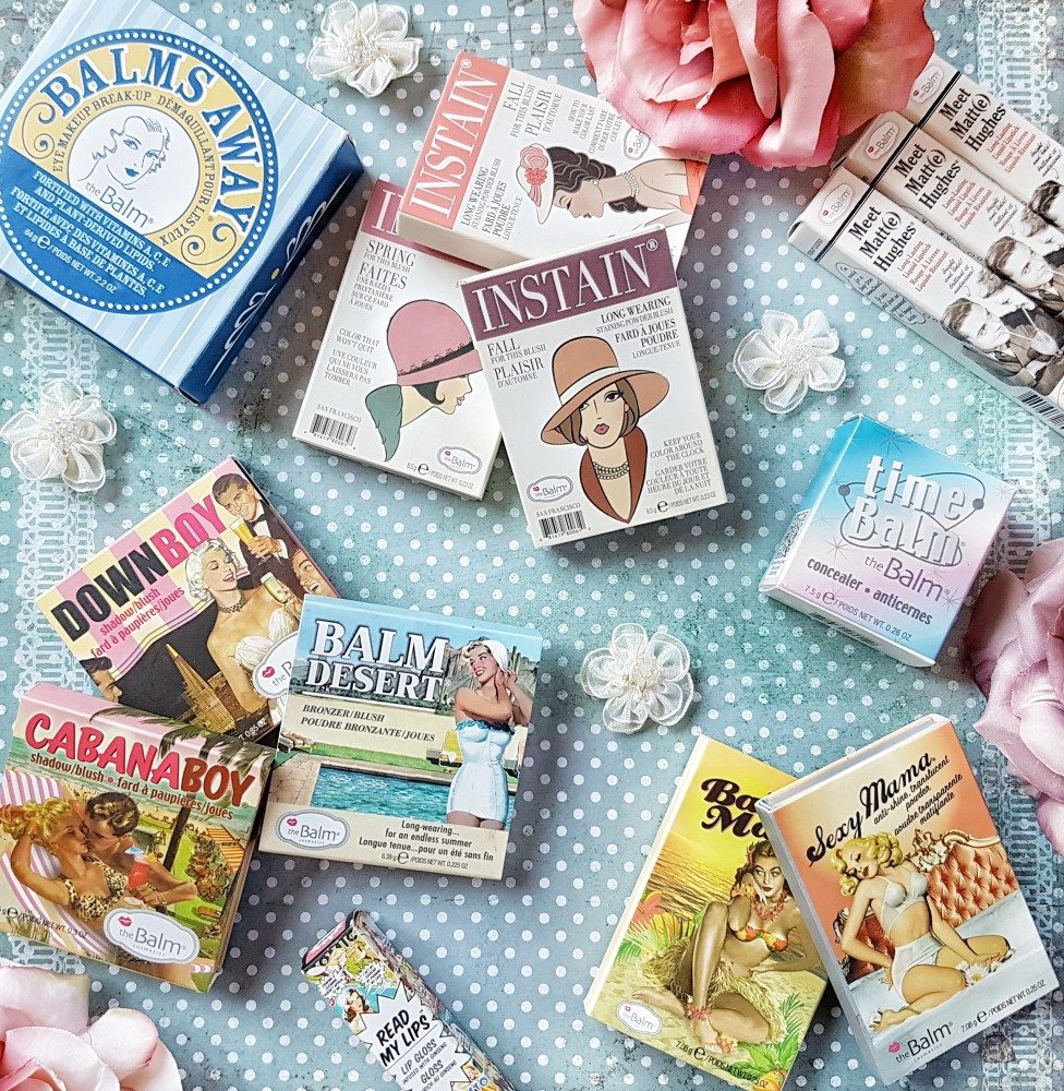 June Beauty Haul The Balm Cosmetics