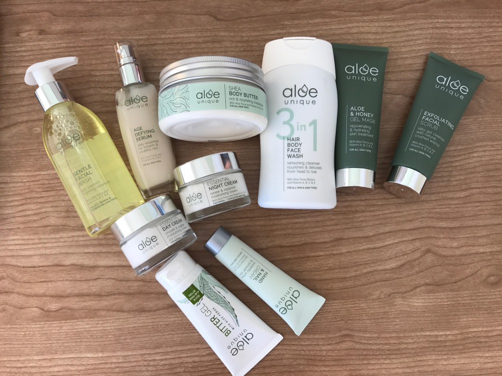 Aloe Unique Giveaway