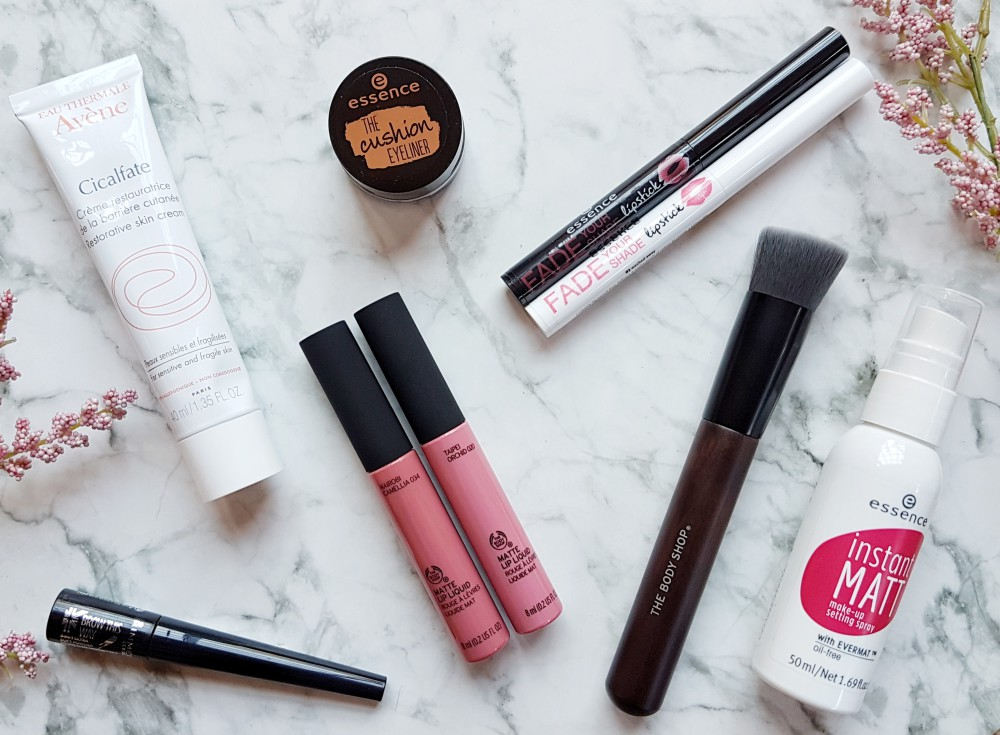 July Beauty Haul