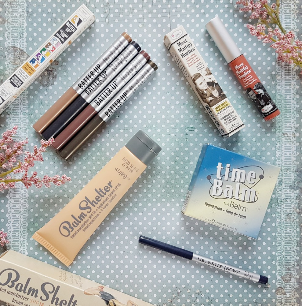 July Beauty Haul The Balm