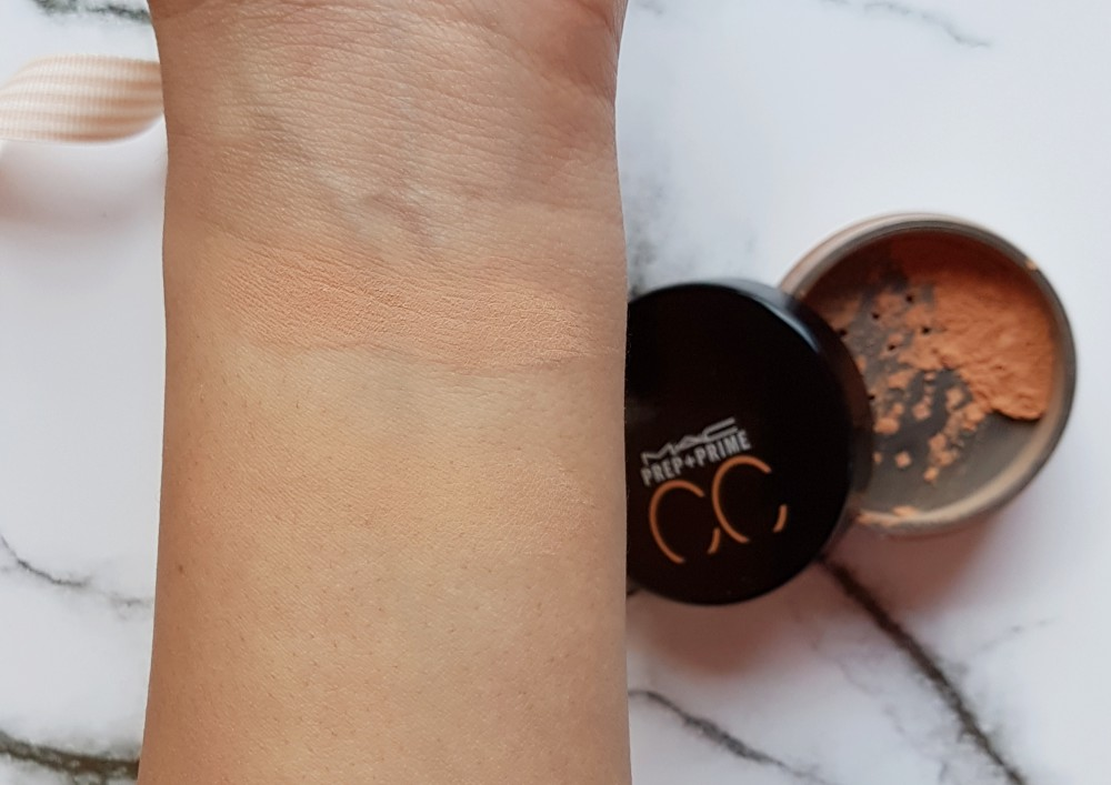 MAC CC Powder Orange