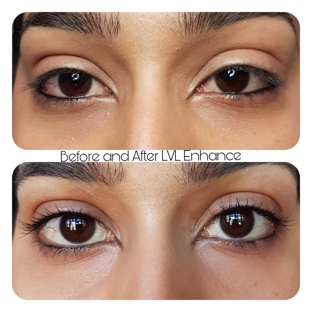nouveau lashes LVL Enhance Treatment Review