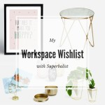 A Workspace Wishlist with Superbalist