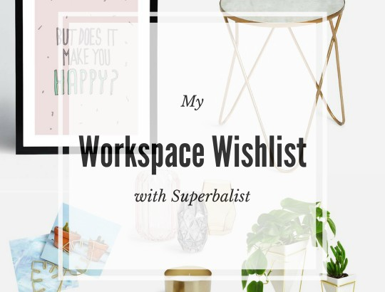 Workspace Wishlist by Superbalist