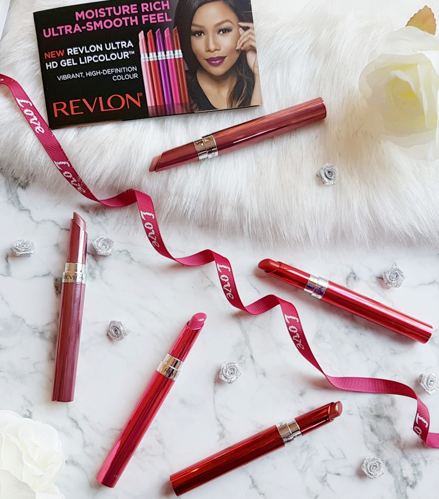 Revlon Ultra HD Gel Lipcolour Review