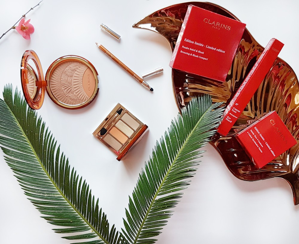 Clarins Summer Limited Edition Tropical