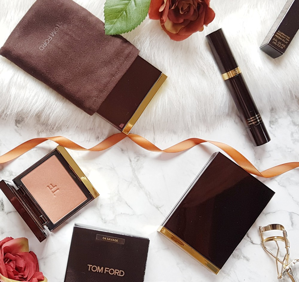 Tom Ford Makeup Haul