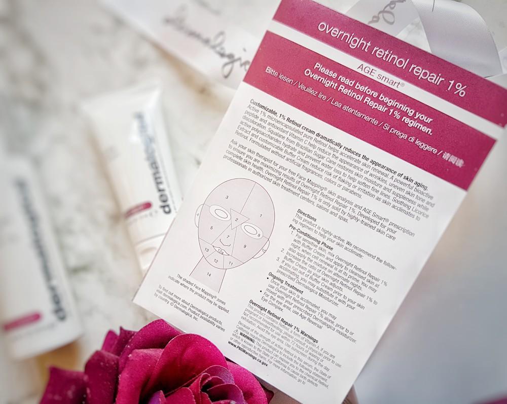 Dermalogica Overnight Retinol Repair 1% Review