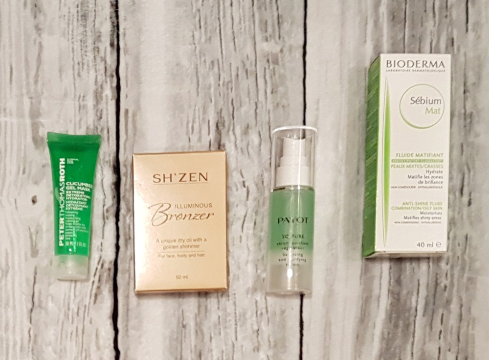 Skincare Blog Sale